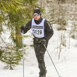 Skiing 90 km - Christian Rindö (9128)
