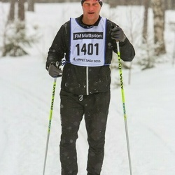 Skiing 90 km - Christer Ottosson (1401)