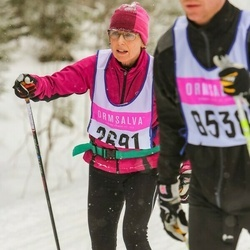 Skiing 90 km - Christina Palmqvist (2691)