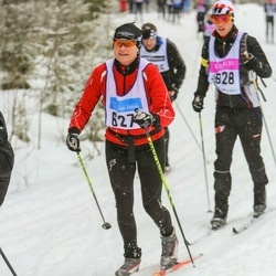 Skiing 90 km - Anders Pettersson (8276)