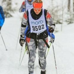 Skiing 90 km - Kristin Albertsen (9502)