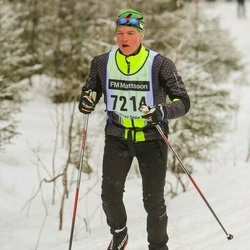 Skiing 90 km - Lars Andersson (7214)
