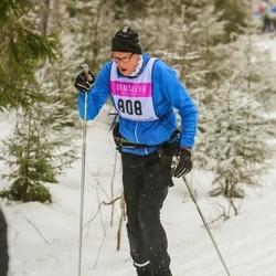 Skiing 90 km - Anders Sivard (808)