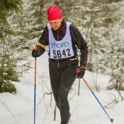 Skiing 90 km - Karin Grann (5642)
