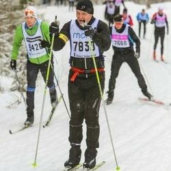 Skiing 90 km - Anders Schiöler (7830)
