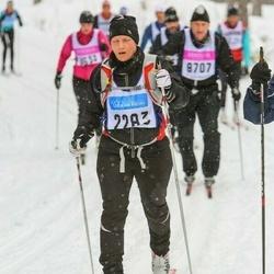 Skiing 90 km - Karin Henningsson (2283)