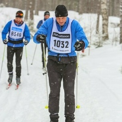 Skiing 90 km - Anders Persson (1032)