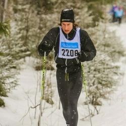 Skiing 90 km - Filip Carlsson (2208)