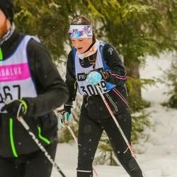 Skiing 90 km - Nina Brunnberg (3069)
