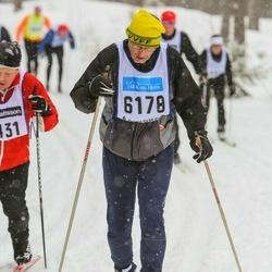 Skiing 90 km - Bo Bjerkeholt (6178)