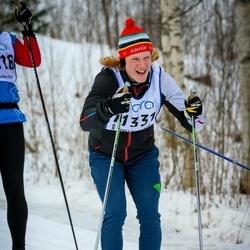 Skiing 90 km - Erik Pettersson (11331)