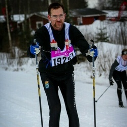 Skiing 90 km - Fredrik Holst (19257)