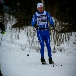 Skiing 90 km - Arne Wallenbert (14898)
