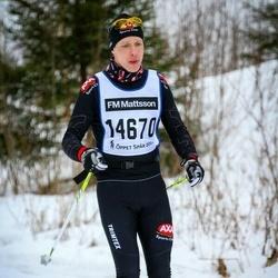 Skiing 90 km - Henrik Eklund (14670)