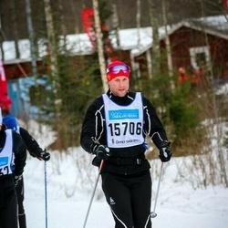 Skiing 90 km - Henrik Orrsjö (15706)
