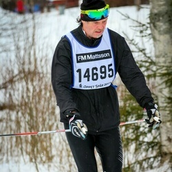 Skiing 90 km - Jarle Busterud (14695)