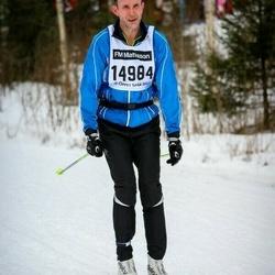 Skiing 90 km - Dennis Götlund (14984)