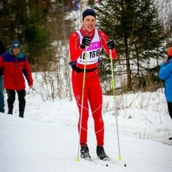 Skiing 90 km - Emil Langlet (18168)
