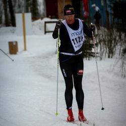 Skiing 90 km - Christer Litzell (11262)