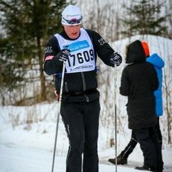 Skiing 90 km - Allan Alriksson (17609)