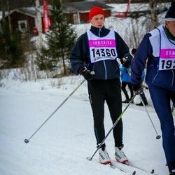 Skiing 90 km - Alexander Ahlgren (14360)