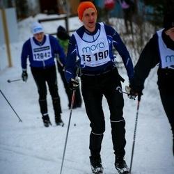 Skiing 90 km - Anders Lindblad (13190)