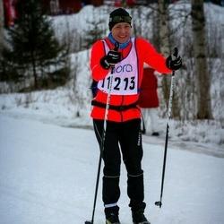 Skiing 90 km - Camilla Carlsson (11213)