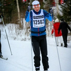 Skiing 90 km - Jani Kettula (12562)