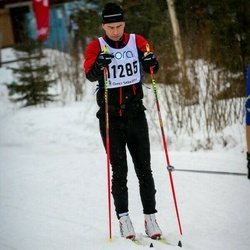 Skiing 90 km - Henrik Feddersen (11285)
