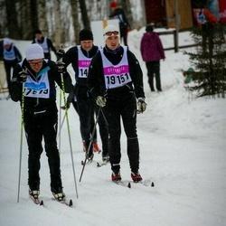 Skiing 90 km - Elias Lindberg (19151)