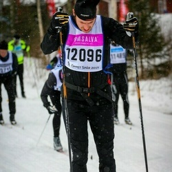 Skiing 90 km - Henrik Lind (12096)