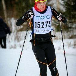 Skiing 90 km - Adam Gustafsson (15273)
