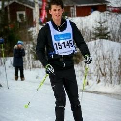 Skiing 90 km - Alf Furugård (19145)