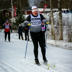 Skiing 90 km - Kenneth Momqvist (12220)