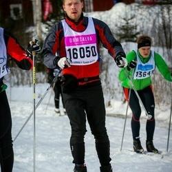 Skiing 90 km - Niklas Karlsson (16050)
