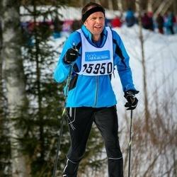 Skiing 90 km - Mats Svahn (15950)