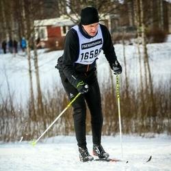 Skiing 90 km - Mattias Johansson (16588)