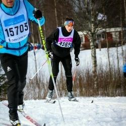 Skiing 90 km - Anders Svensson (14365)