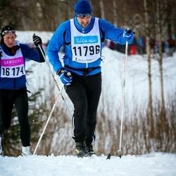 Skiing 90 km - Fredrik Fassl (11796)