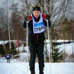Skiing 90 km - Johan Marcusson (17999)