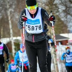 Skiing 90 km - Catharina Söderström (15878)