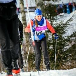 Skiing 90 km - Ida Andersson (18058)