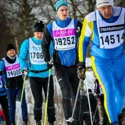 Skiing 90 km - Fredrik Norling (19252)
