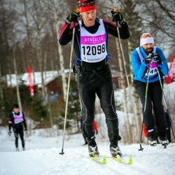 Skiing 90 km - Arvid Almås (12098)