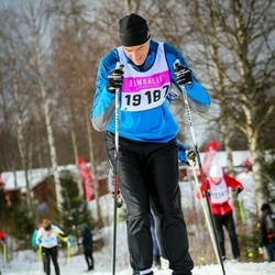 Skiing 90 km - Anders Strand (19187)