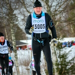 Skiing 90 km - Henrik Elofsson (13005)