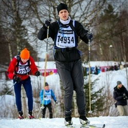Skiing 90 km - Edvin Resebo (14934)
