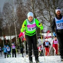 Skiing 90 km - Anders Sarvik (16108)