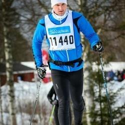 Skiing 90 km - Fredrik Stenman (11440)