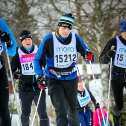 Skiing 90 km - Daniel Gustavsson (15212)